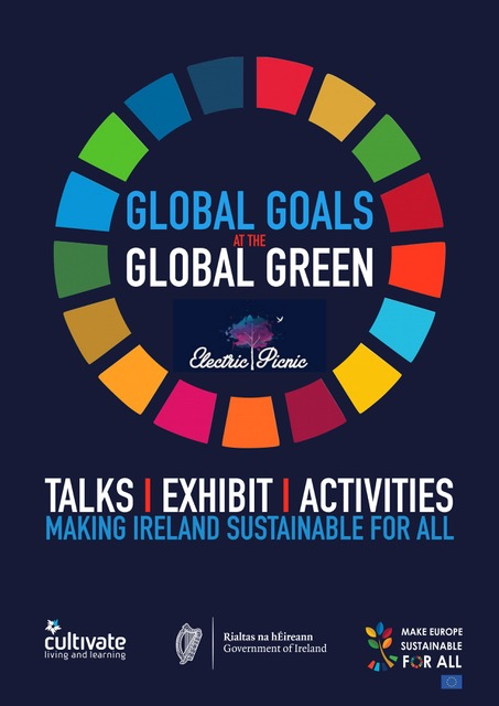GlobalGoals at Global Green
