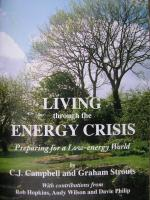 living through the energy crises book