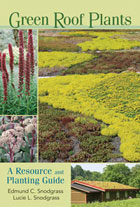 green roof plants book
